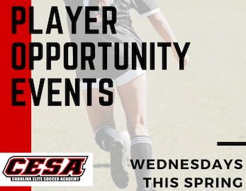 Player Opportunity Events