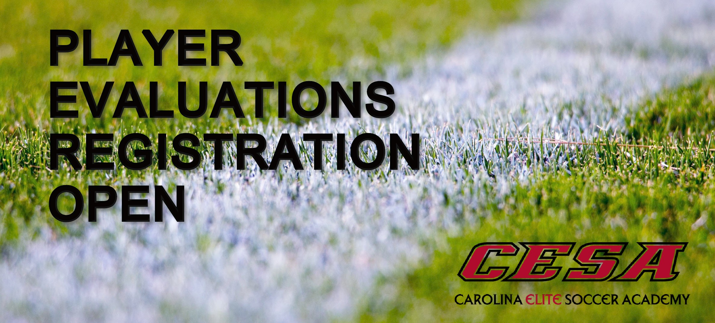 2020-21 Player Evaluations Registration Open